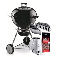 BARBECUE MASTER TOUCH GBS 57CM + KIT CHEMINEE