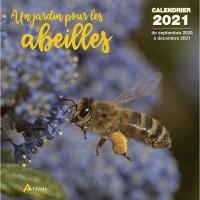 CALENDRIER UN JARDIN POUR LES ABEILLES 2021