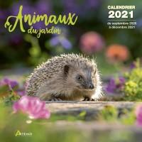 CALENDRIER ANIMAUX DU JARDIN 2021