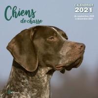 CALENDRIER CHIENS DE CHASSE 2021
