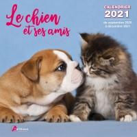 CALENDRIER LE CHIEN ET SES AMIS 2021