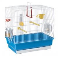 Cage REKORD 2 pour canaris et oiseaux exotiques