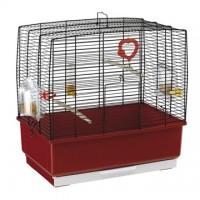 Cage REKORD 3 pour canaris et petits oiseaux exotiques