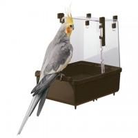 Baignoir pour perroquets et grandes perruches