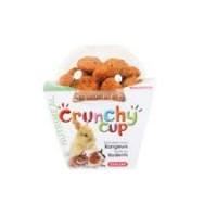 CRUNCHY CUP CAROTTE LIN 200G