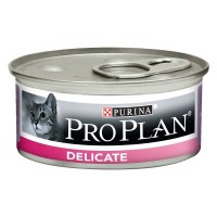 PRO PLAN CHAT DELICAT ADULT DINDE 3KG