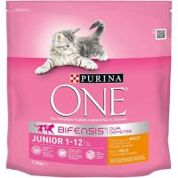 PURINA ONE JUNIOR POULET/CEREALES 1.5KG
