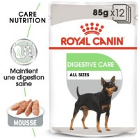 DIGESTIVE CARE MOUSSE 12X85G