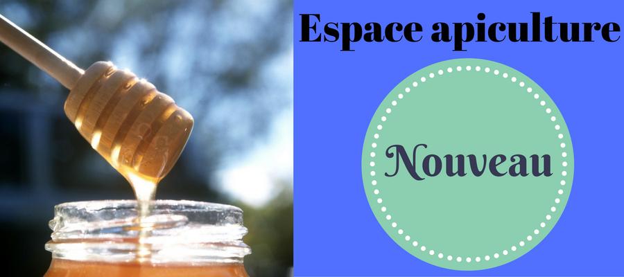 Espace apiculture